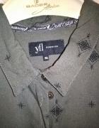 Koszula Khaki Reserved 36 jak nowa