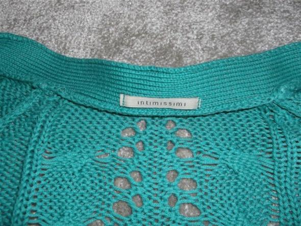 Bolerka Bolerko sweterek ażurowy Intimissimi S