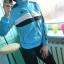 Bluza Dresowa niebieska Adidas Oldschool 34 XS
