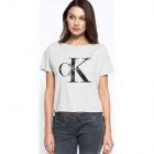 bluzka Calvin Klein szara