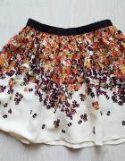 Zwiewna lekka spódnica topshop 34 xs