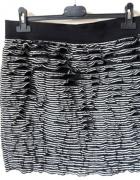 Spódnica na gumce z falbankami 38
