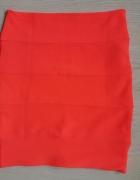 Neonowa spódnica Tally Weijl 34 XS