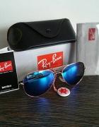 Okulary przeciwsłoneczne Ray Ban aviator