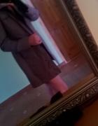 Parka płaszczyk kurtka H&M beż