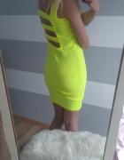 Nowa neon sukienka hitt
