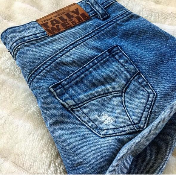 Spodenki Jeansowe spodenki tally weijl