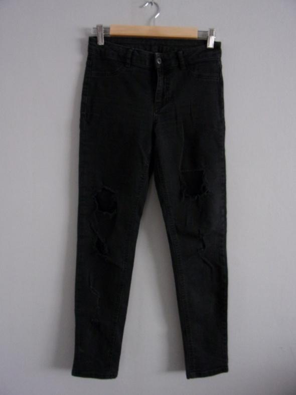 Spodnie spodnie z dziurami CALZEDONIA S