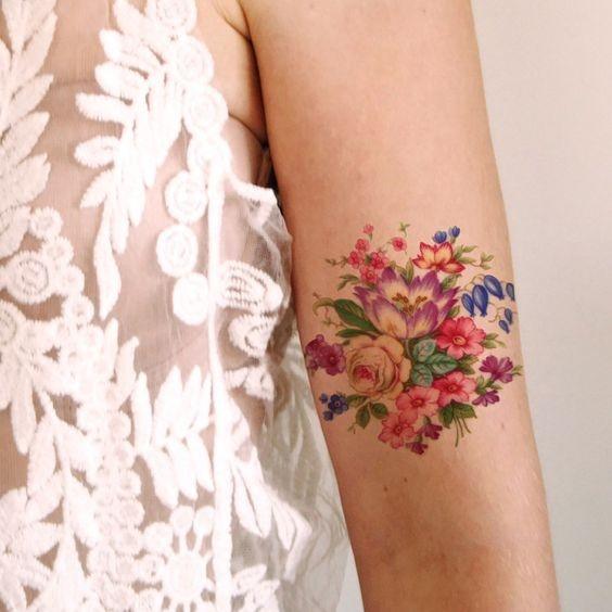 Tatuaże które kochają kobiety
