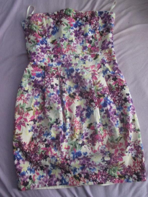 Suknie i sukienki sukienka oasis S