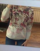 Bluza w kwiaty rozmiar XS House...