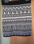 Azteckie wzory spódnice H&M