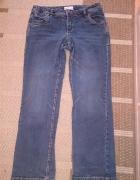 damskie spodnie dżinsowe 42