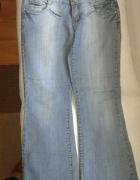 spodnie dżinsowe damskie tanio