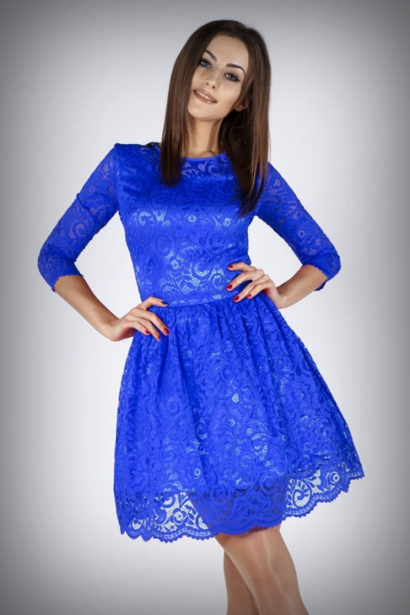 aaed1cb36f śliczna sukienka KORONKOWA CHABROWA M 38 w Suknie i sukienki - Szafa.pl