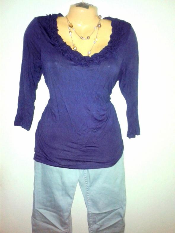 Bluzki bluzka QUIOSQUE 42 niebieska