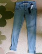 Nowe jeansy C&A
