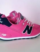 New Balance KL574PFG buty obuwie damskie sportowe...