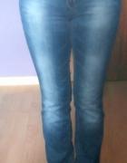 Proste Spodnie Jeansowe Odji M