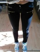 Spodnie czarne polecam