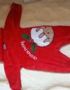 Świąteczne śpiochy czerwone...