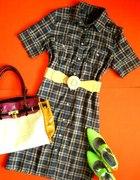 sukienka 40 42 L XL gratis INGLOT...