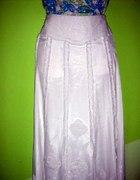 biała spódnica MARKS SPENCER 40 42 L XL