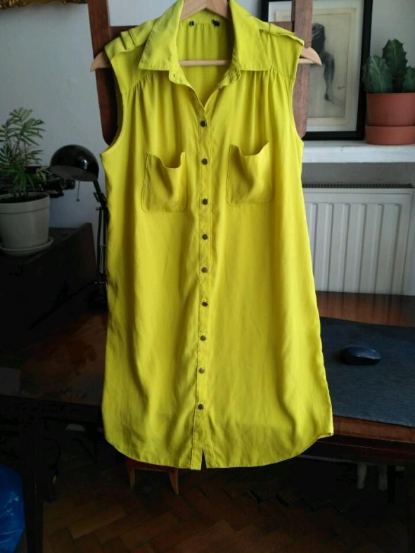 Suknie i sukienki sukienka koszulowa River Island