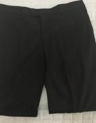 Brązowe wełniane spodnie Bytom rozm 182 98 108...