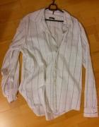 Koszula męska mexx xxl w paski biała