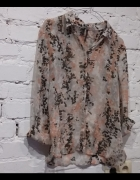 Piękna koszula mgiełka MANGO S...