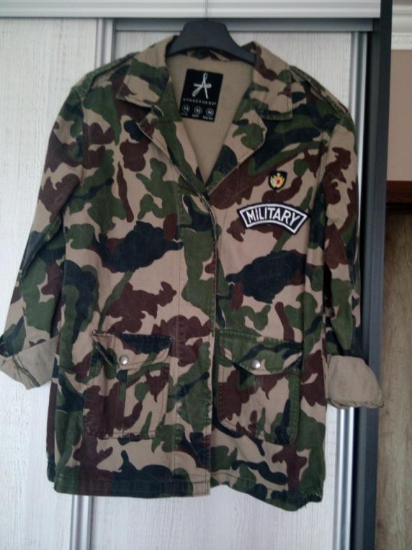 Odzież wierzchnia Kurtka Moro Military