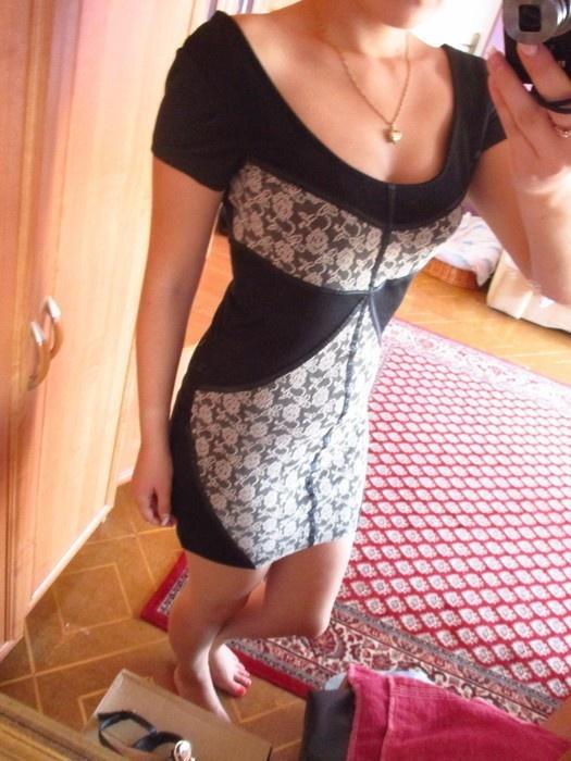 Suknie i sukienki Śliczna sukienka bershka nowa S