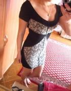 Śliczna sukienka bershka nowa S