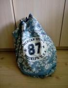 Plecak typu worek...