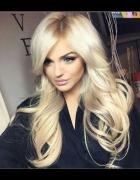 Piękny blond