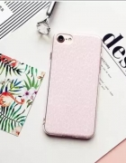 Etui iPhone 7 różowa panterka