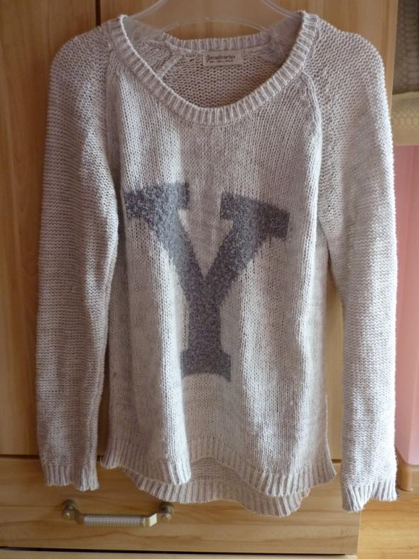 Swetry sweterek stradivarius rozmiar L