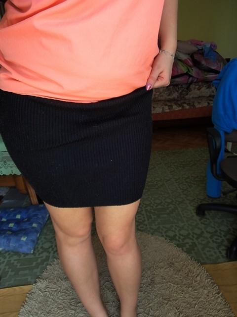 Spódnice sportowa spódnica wełna