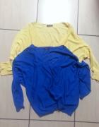sweterki bluzki cienkie rozmiar L Promod...