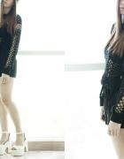 OYSHO piękny sweter...