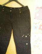 NOWE czarne spodnie