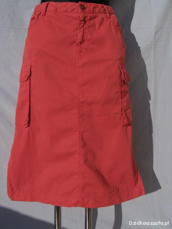 Spódnice malinowa spódnica
