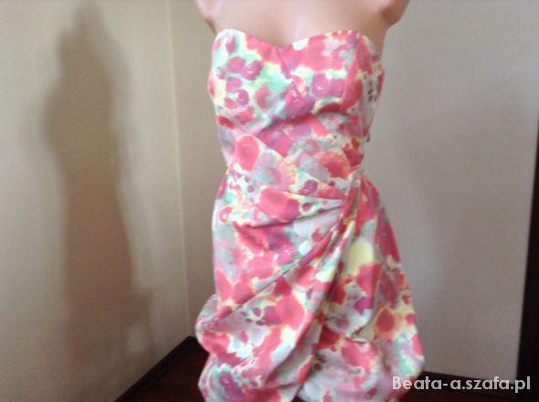 Suknie i sukienki Sukienka koktajlowa Orsay