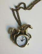 Six cudny zegarek z koniem