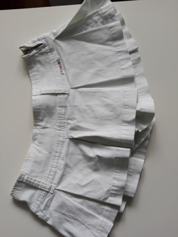 Spódnice Mini spodnico spodnie plisowane