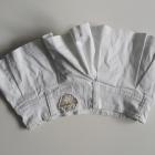 Mini spodnico spodnie plisowane