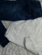Biały sweterek atmosphere xs s
