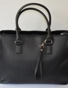 Elegancka czarna torebka 5th Avenue jak nowa...