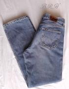 LEE BROOKLYN spodnie męskie W36 L34 pas 92 cm...